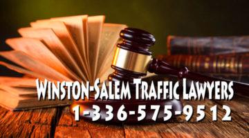 Winston Salem Traffic Court Lawyer
