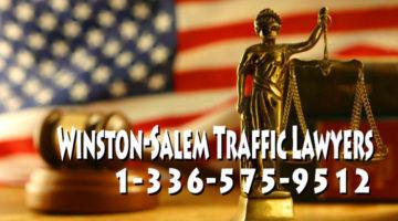 Traffic Ticket Attorney Winston Salem NC
